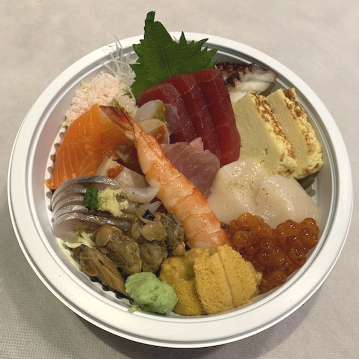 Image of Chirashi Sushi Bowl $75-$85