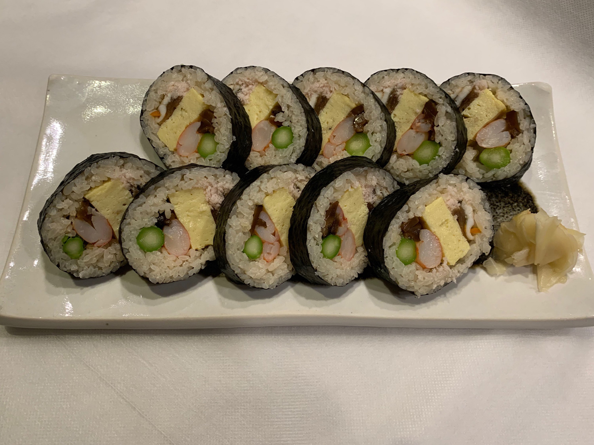 Image of Futomaki $30